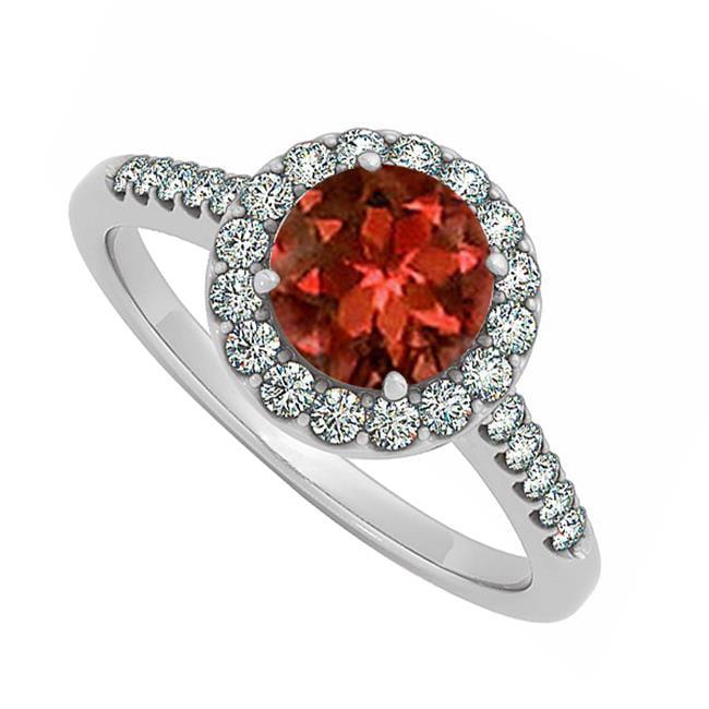 Fine Jewelry Vault Ubnr50345agczgr June Birthstone Garnet. Common Wedding Engagement Rings. Beveled Engagement Rings. Child's Rings. Boat Rings