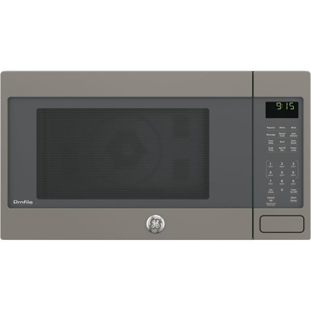 GE Profile PEB9159EJES  22 Countertop Convection/Microwave Oven with 1.5 cu. Ft. Capacity  Sensor cooking controls  Convection rack and Warming option in Slate