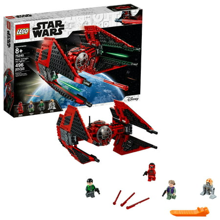 LEGO Star Wars TM Major Vonreg's TIE Fighter 75240