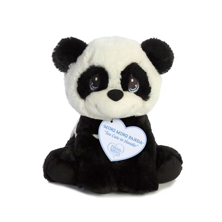 Ming Ming Panda 8 5 Inch   Stuffed Animal By Precious Moments  15766