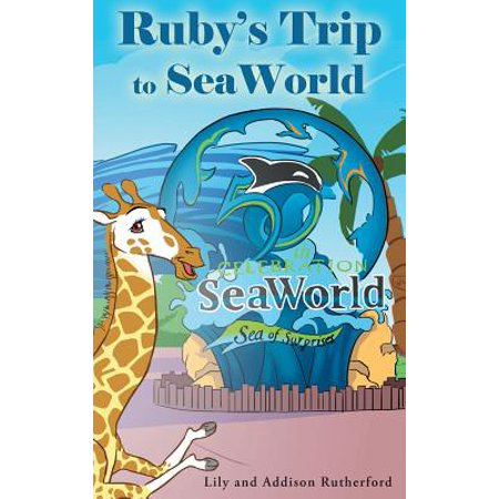 Ruby's Trip to Seaworld (Seaworld Halloween)