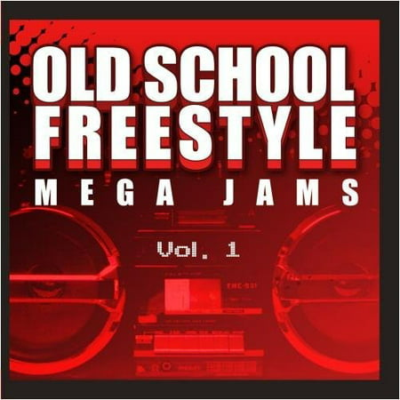 Old School Freestyle Mega Jams 1 / Var (CD)