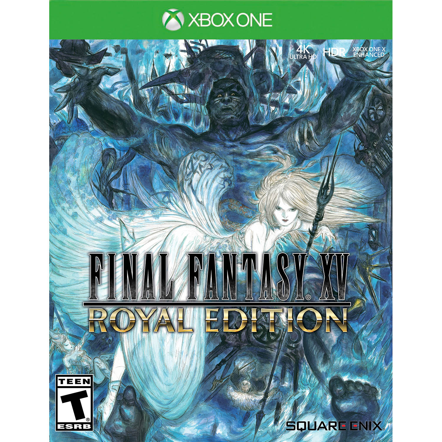 Final Fantasy XV Royal Edition, Square Enix, Xbox One, 662248920801
