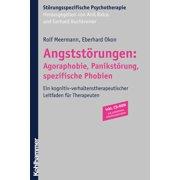 Angststörungen: Agoraphobie, Panikstörung, spezifische Phobien - eBook