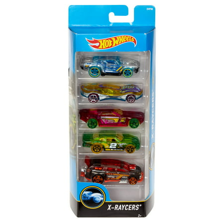 Hot Wheels 5-Car Collection Vehicle Pack (Styles May