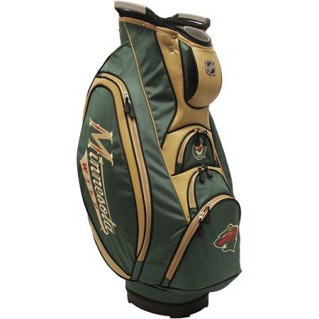 Team Golf NHL Minnesota Wild Victory Golf Cart Bag