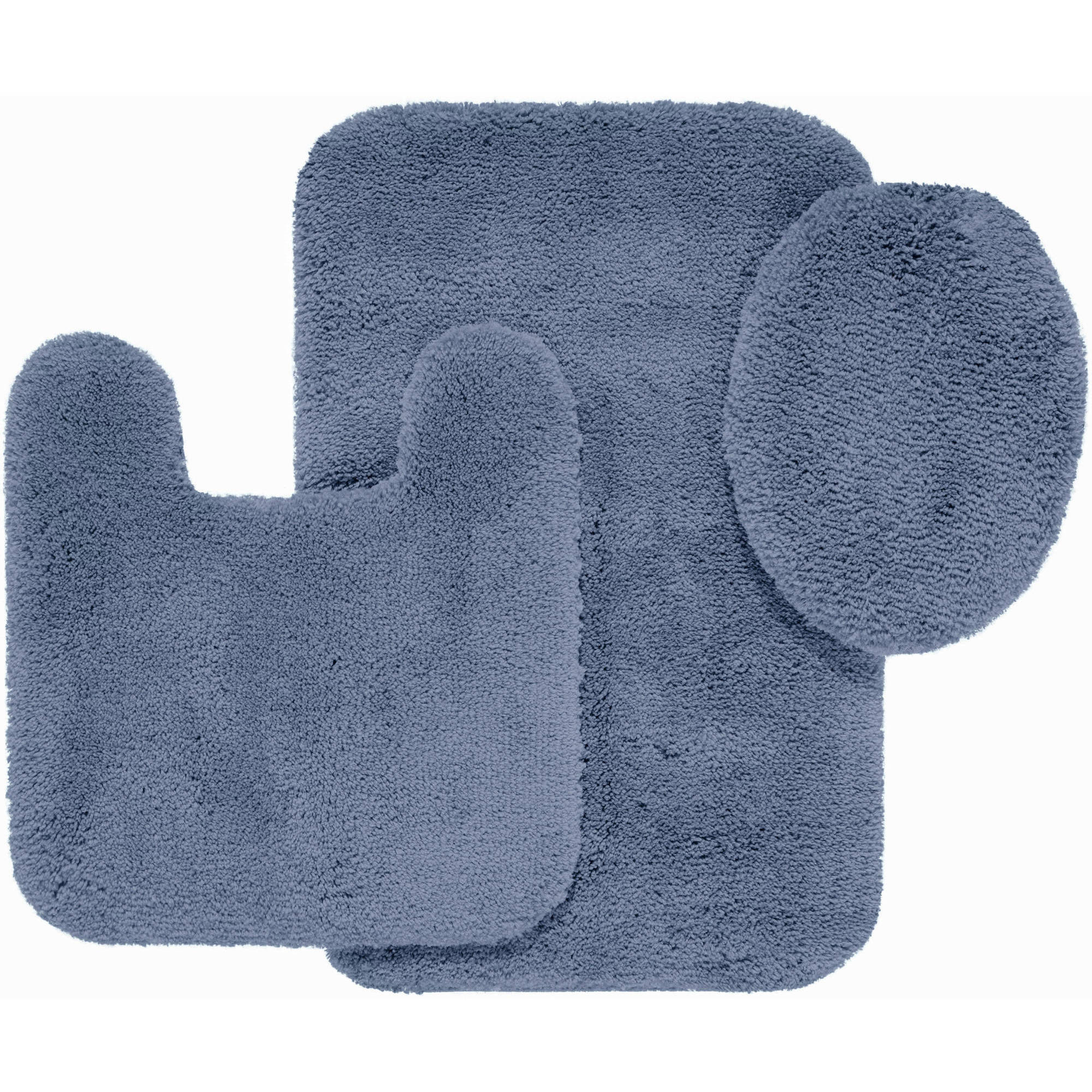 Made Here Bath Rug 3-Piece Set