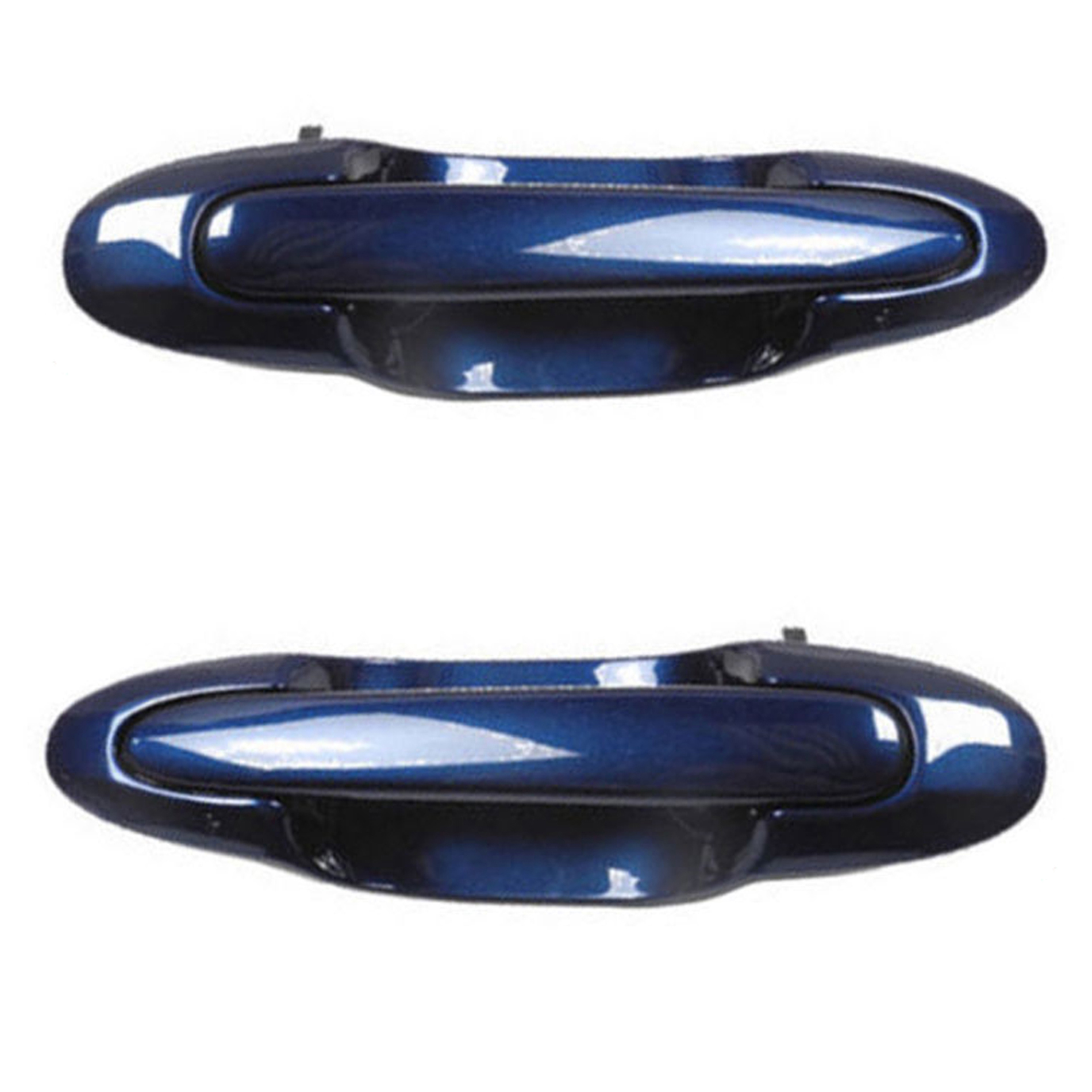 Brand New For Rear 2000-2006 Mazda MPV Blue Pacific 25B Outside Outer Door Handle 00 01 02 03 04 05 06 2PCS
