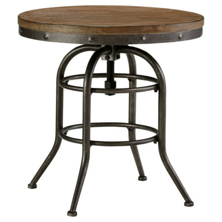 Signature Design by Ashley Vennilux Round End Table ()