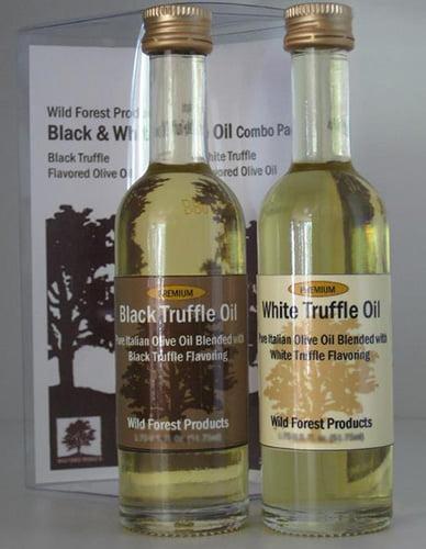 1.75 Oz Black & White Truffle Oil Combo Set 08064 by