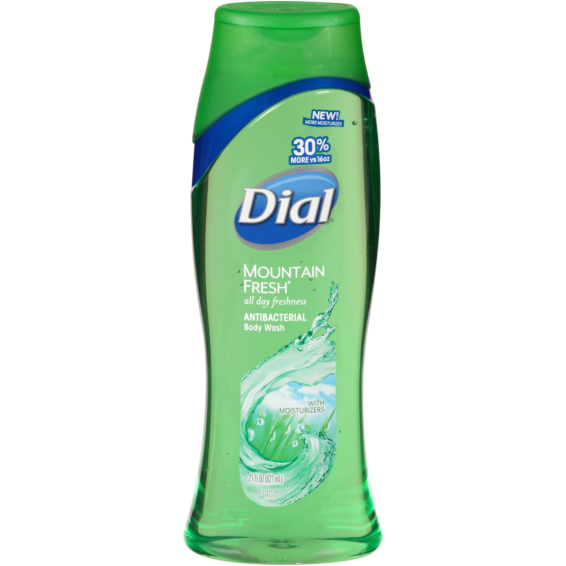 Dial Body Wash, Mountain Fresh, 21 Ounce