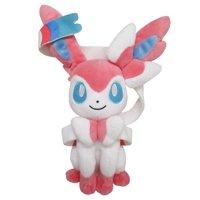 Sanei PP125 Pokemon Eeveelution All Star Collection Plush - Sylveon