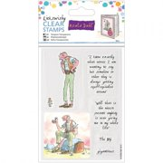 Roald Dahl The Big Friendly Giant Clear Stamps-lickswishy