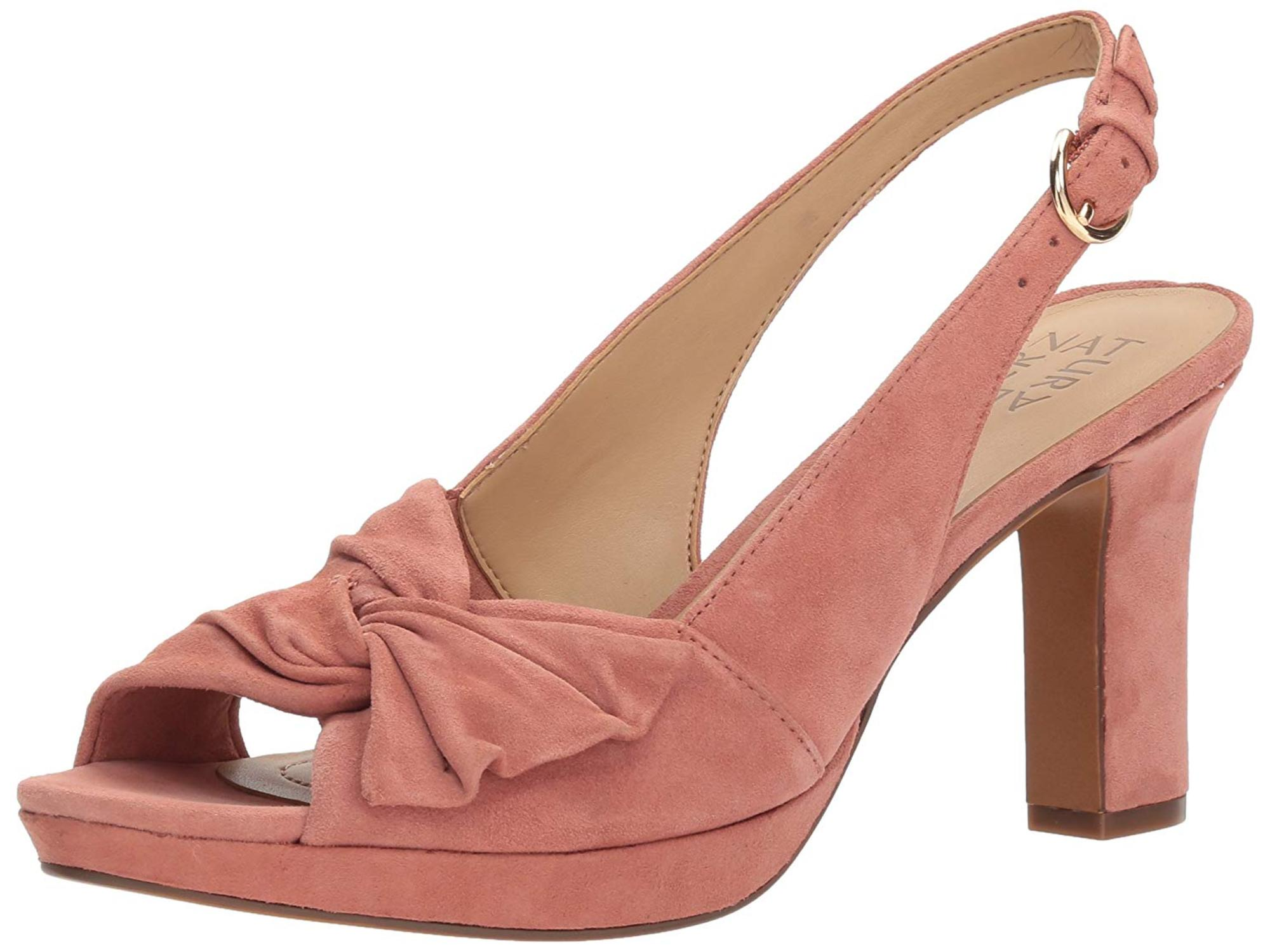 Naturalizer Women's Fawn Heeled Sandal by Naturalizer