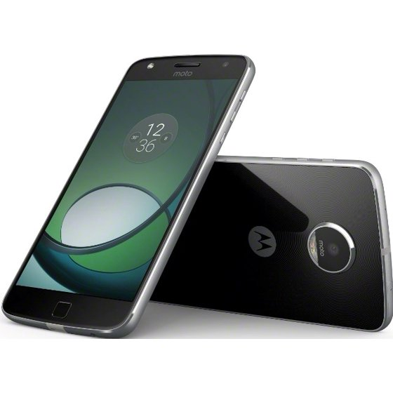Motorola Moto Z Play 32GB Unlocked Smartphone, Black