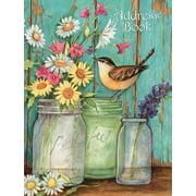 LANG FLOWER JARS ADDRESS BOOK