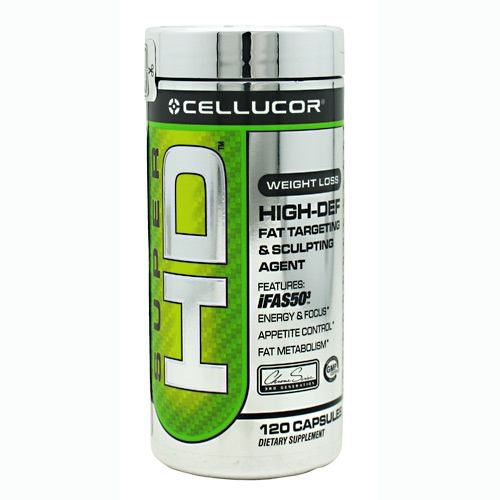 Cellucor Super HD, Weight Loss, Capsules, 120 ea