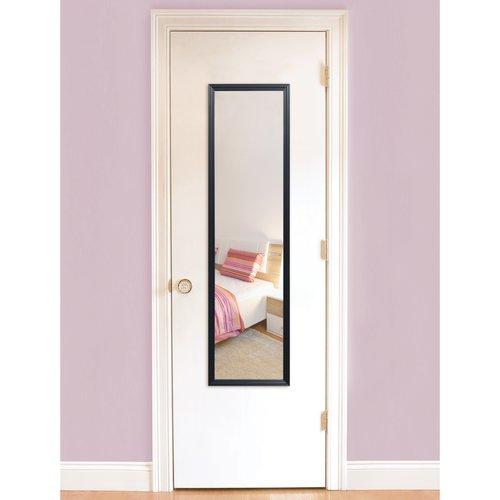 Mainstays Over the Door Full Length Dressing Mirror - 13\  x 49\  Image 2  sc 1 st  Walmart & Mainstays Over the Door Full Length Dressing Mirror - 13\
