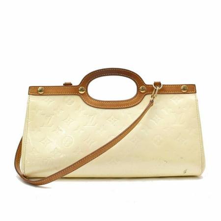 Louis Vuitton Perle Monogram Vernis Roxbury Drive 2way 866147