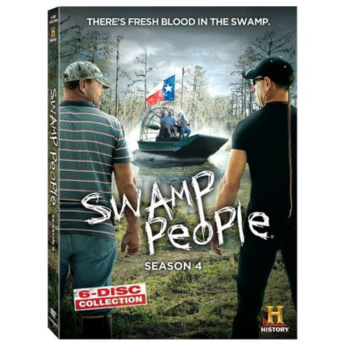 Swamp People: Season 4 (Widescreen)