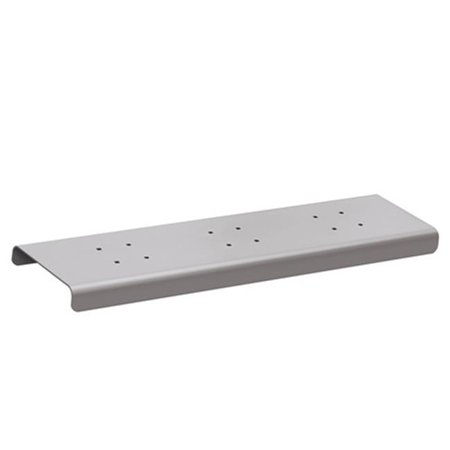 Salsbury 4382SLV 2 Wide Spreader For Salsbury Roadside Mailboxes In Si