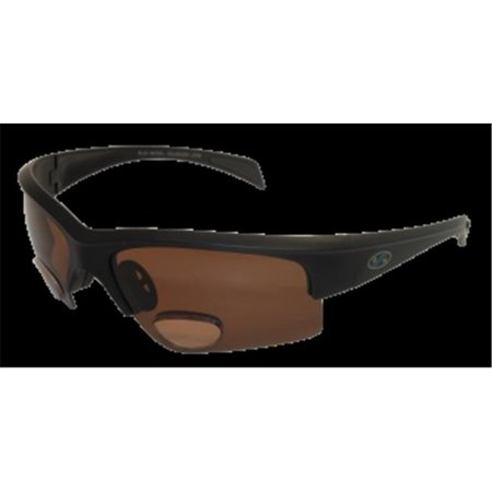 Polarized Bifocal Sunglasses With 2- 2.5 Brown Lens (Awesome Sunglasses)