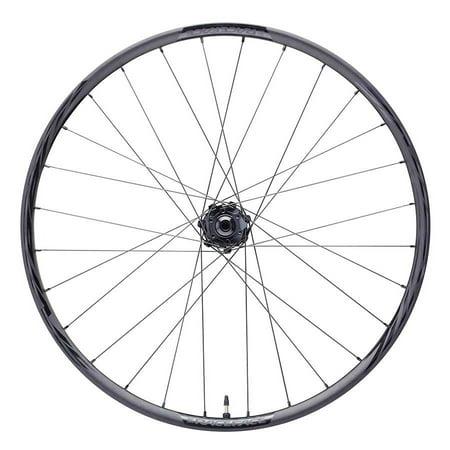 Race Tubeless Disc Rear Wheel - Race Face, Turbine R, Wheel, 27.5'', Tubeless Ready, 15mm TA, OLD: 110mm, Brake: Disc IS 6-bolt, Front