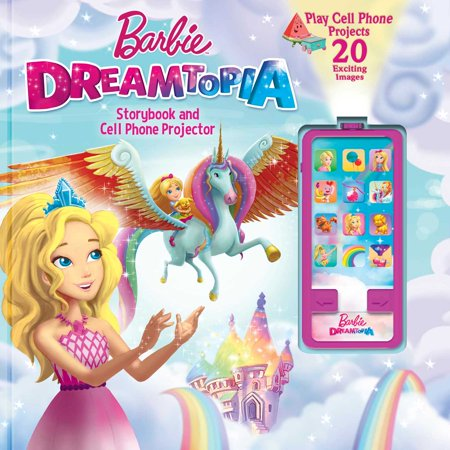 Barbie Phone (Barbie Dreamtopia: Storybook and Cell Phone)