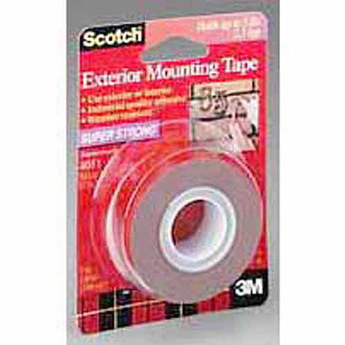 3M 4011 Scotch Exterior Mounting Tape