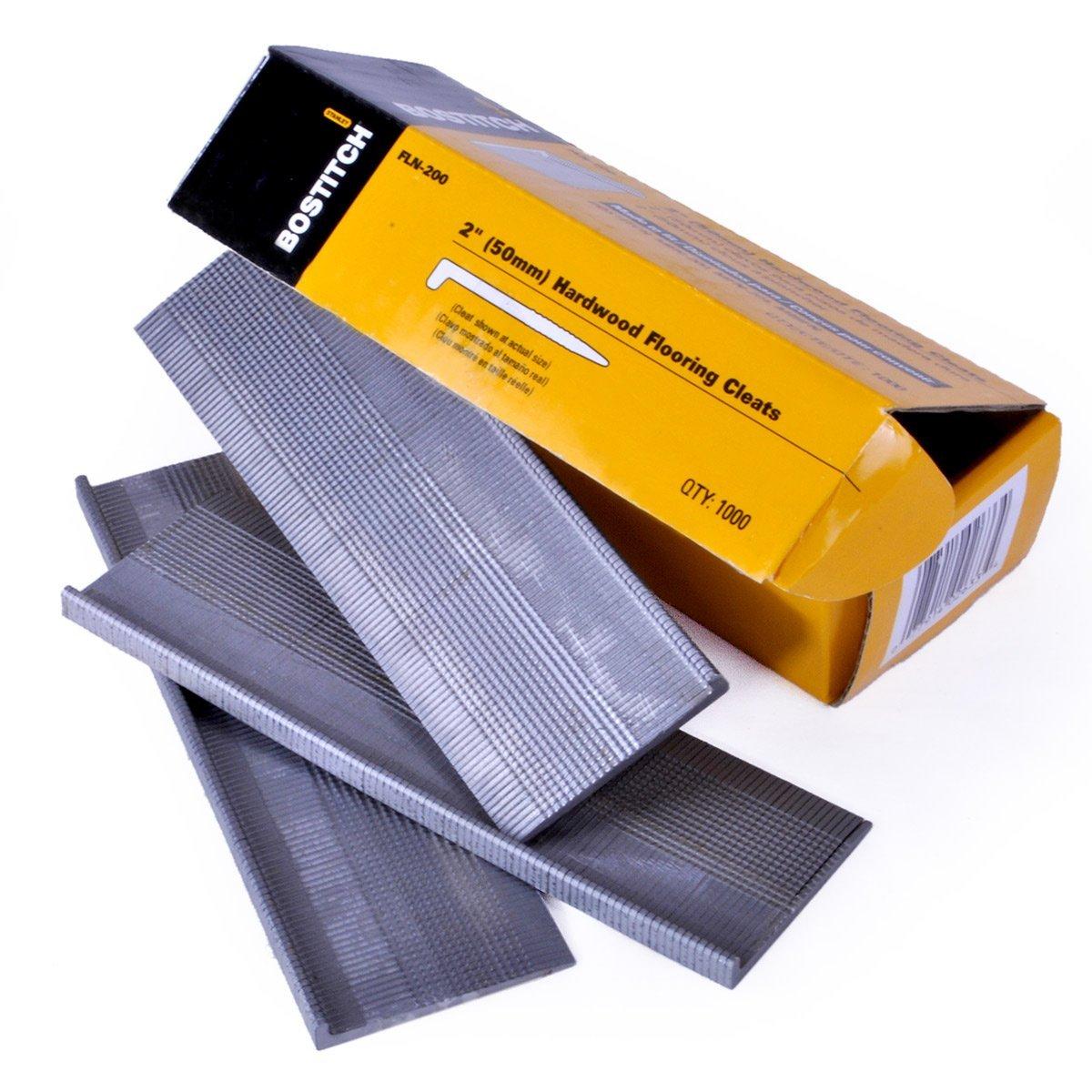 Stanley-Bostitch FLN-200 2-Inch Flooring L-Nail, 1000-Per...