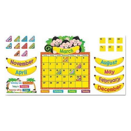 Display Monkey Calendar TREND T8340 (Bulletin Board Calendar)