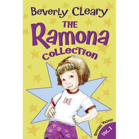 The Ramona Collection  Beezus And Ramona  Ramona And Her Father  Ramona The Brave  Ramona The Pest