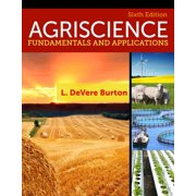 Mindtap Course List: Agriscience: Fundamentals and Applications (Hardcover)