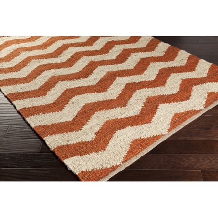 Artistic Weavers Portico Rust & Ivory Sadie Area Rug 4 Portico Collection