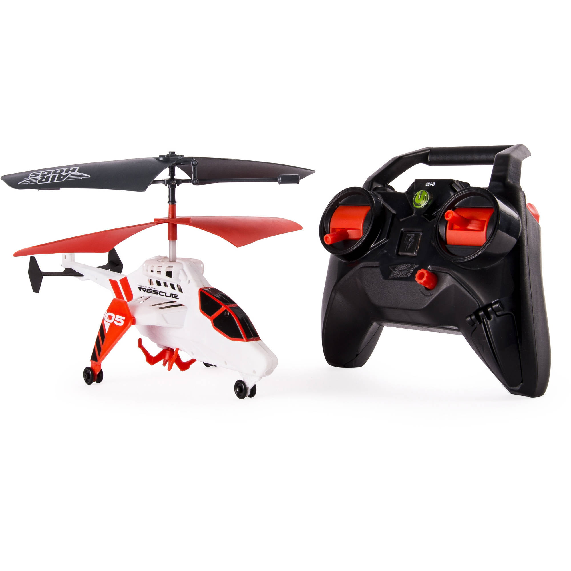Air Hogs, Mission Alpha Ultimate Mission RC Helicopter White by Spin Master Ltd