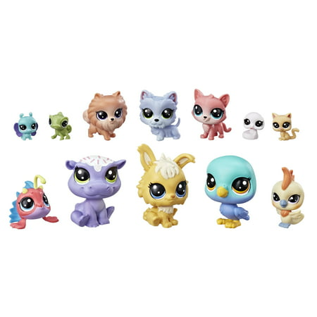 Littlest Pet Shop LPS Lucky (Littlest Pet Shop Plush Toy)
