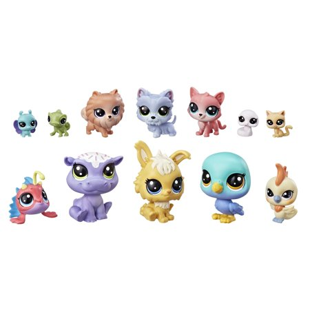 Littlest Pet Shop LPS Lucky - Littlest Pet Shop Cupcake Rings