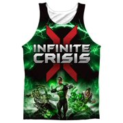 Infinite Crisis Ic Green Lantern FB Print Mens Sublimation Tank Top Shirt