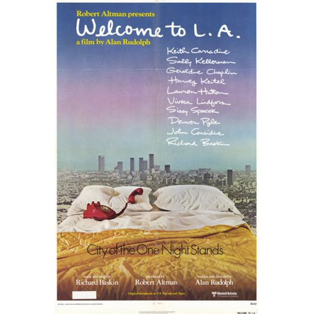 Welcome to L.A. POSTER Movie Mini Promo