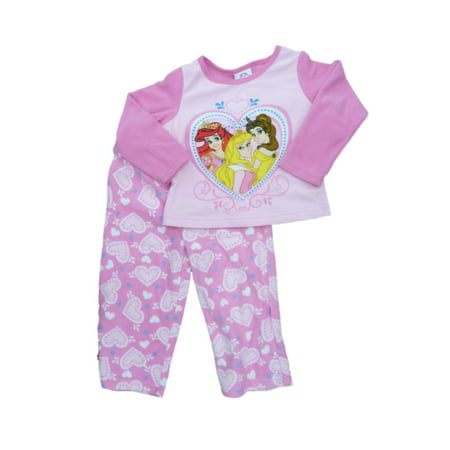 cb5fd9067 Disney - Disney Princess Ariel Aurora Belle Toddler Girls Pink ...