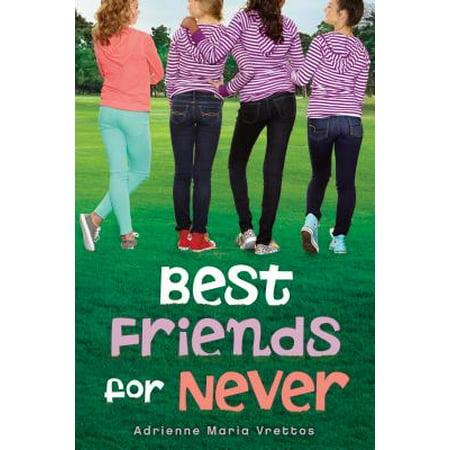 Best Friends for Never (Best Friends For Never Characters)