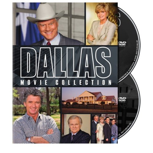 Dallas: The Movie Collection Dallas: The Early Years   JR Returns   The War Of The Ewings by TIME WARNER