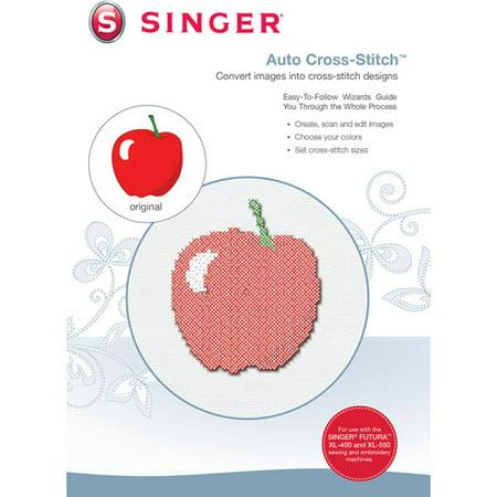 SINGER Auto Cross-Stitch Software