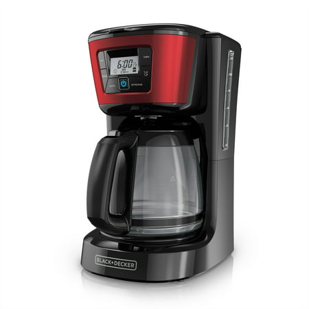 Black & Decker 12 Cup Programmable Coffee Maker 8 Cup Programmable Thermal