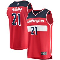Moritz Wagner Washington Wizards Fanatics Branded Youth Fast Break Replica Jersey - Icon Edition - Red