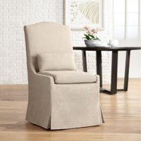 55 Downing Street Juliete Hamlet Pebble Slipcover Dining Chair