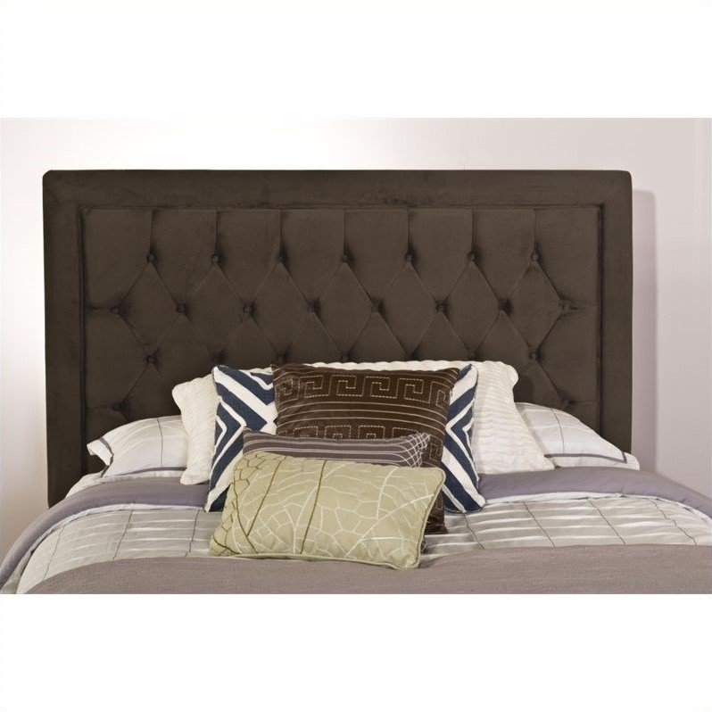 Hillsdale Furniture Kaylie Headboard, Queen, Pewter -Component