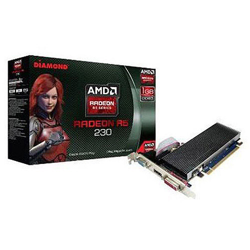 AMD Radeon R5 230 PCIe 1GB Graphics Card