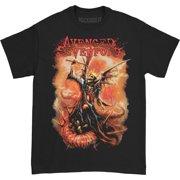 Avenged Sevenfold Men's The Victor T-shirt Small Black
