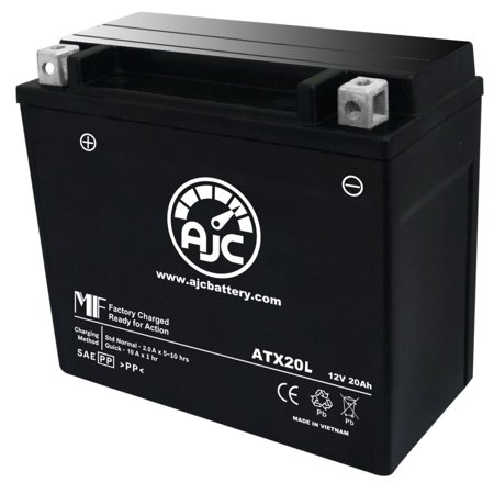 Kawasaki JT900 STS STX 900CC Personal Watercraft Replacement Battery (1997-2005) This is an AJC Brand Replacement